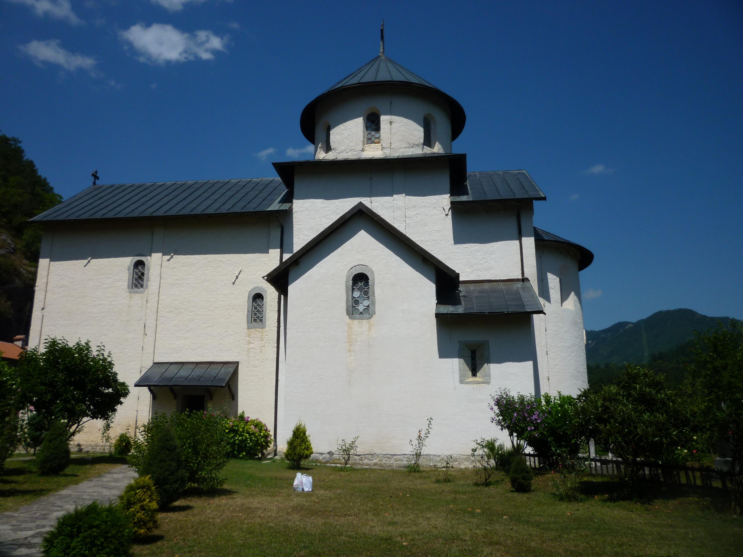Resultado de imagen de Monasterio de Morača